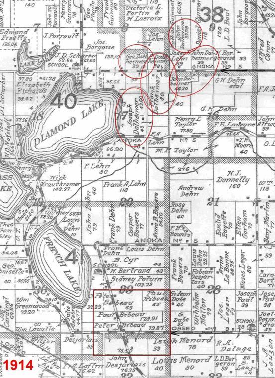 Hennepin County Property Plat